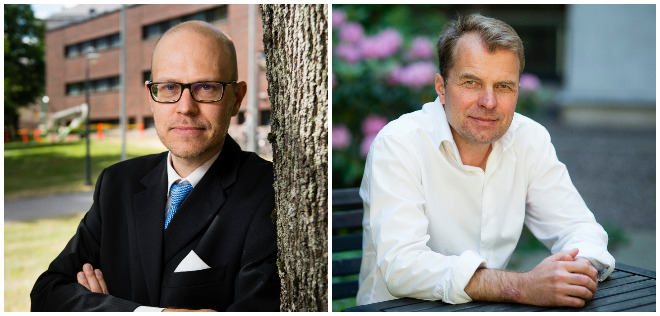 Helsinki GSE appoints Jukka Pirttilä and Roope Uusitalo as Professors of Public Economics